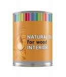 NATURAL OIL for wood interior